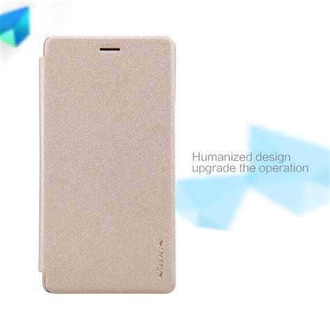 Nillkin Frosted Shield Oppo A51 Mirror 5 Murah nillkin sparkle series new leather for oppo mirror 5