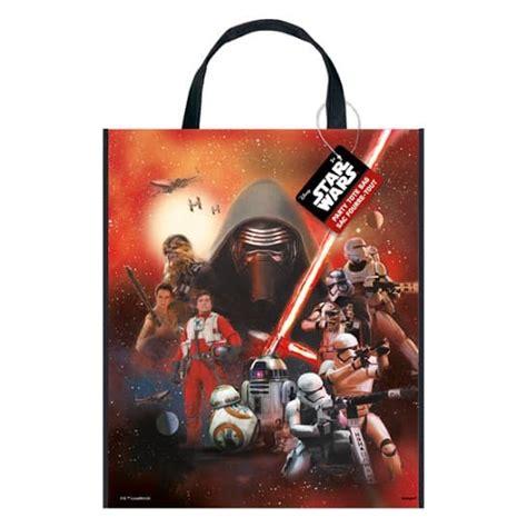 Wars M C 2 Tote Bag wars plastic tote bag 33cm x 28cm partyrama