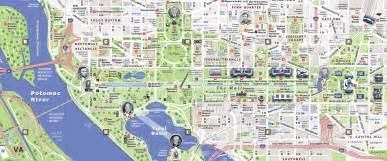 Washington Dc Mall Map by Washington Mall Map