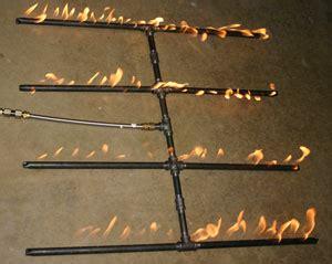 diy brass pit burner propane pit burner ftempo