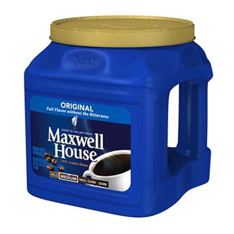 Maxwell House by High Value 1 50 1 Maxwell House Coffee Printable Coupon