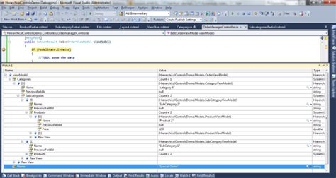 visual studio layout hierarchy dynamically adding controls on a hierarchical structure on