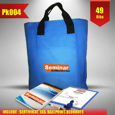 Harga Kit paket seminar kit murah pesan seminar kit harga paket
