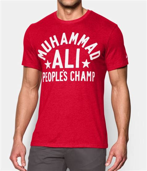 Hoodie Muhammad Ali Fightmerch 2 s roots of fight muhammad ali s ch t shirt armour us