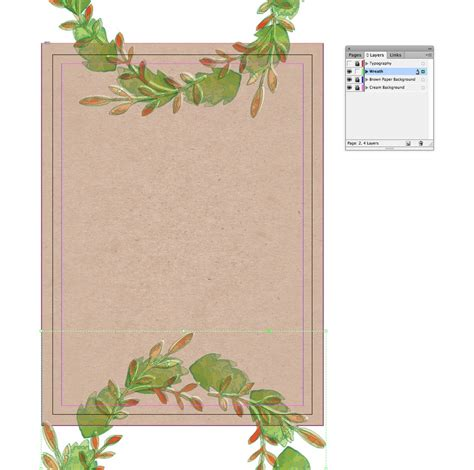 wedding font indesign how to create a rustic wedding invitation in adobe