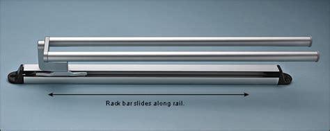 sliding towel bar sliding towel rack valley tools