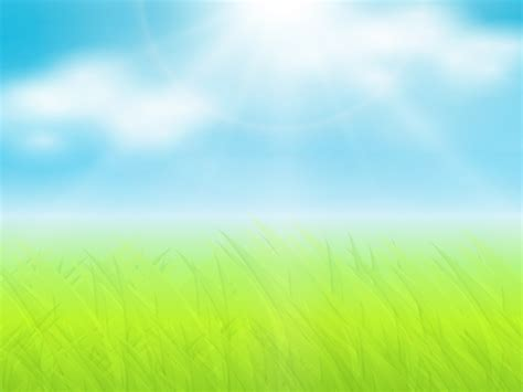 ppt themes sun grass and sun ppt background slide pics pinterest