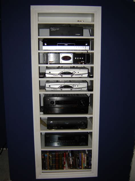 home theatre component rack image mag