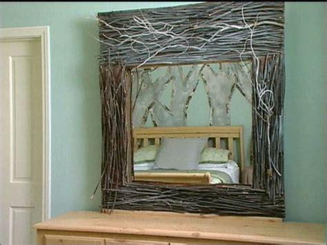 diy badezimmerspiegel rahmen ideen 15 dekoideen f 252 r diy wandspiegel rahmen kreativ und