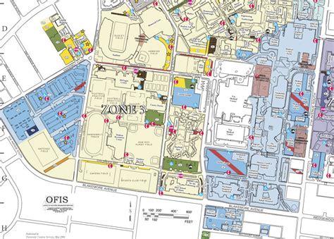 vanderbilt map parking center maps parking services