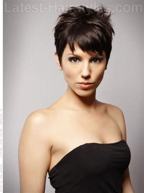 how to do a messy pixie hairstyles 25 best ideas about funky pixie cut on pinterest purple
