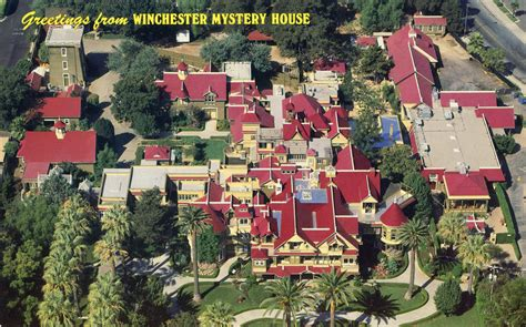 winchester mystery house fascinating tales from history the winchester mystery