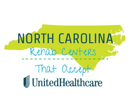 Detox Centers That Take Unitedhealthcare by United Healthcare Rehabs In Carolina Insurance