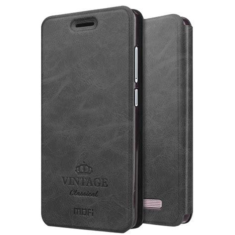 Redmi 4a Leather Texture Softcase mofi vintage xiaomi redmi 4a texture horizontal flip leather with card slot