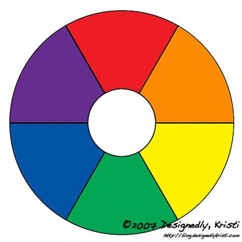 secondary color wheel secondary color wheel flickr photo