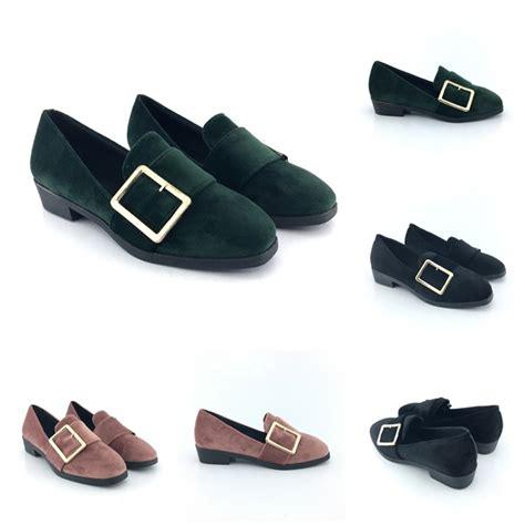 Sepatu Casual Pria Circle Wingkle Suede Fashin Sepatu Casual Loaf jual shs668 black sepatu suede casual wanita grosirimpor