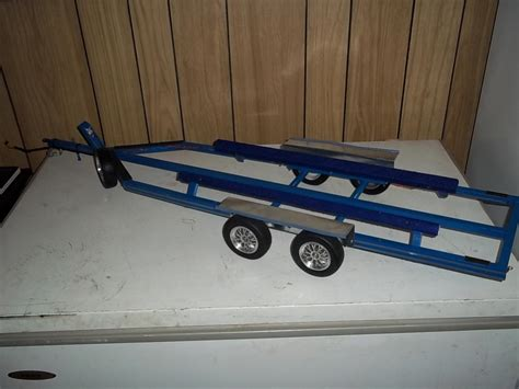 rc boat trailer for catamaran rc boat trailer build page 4 r c tech forums