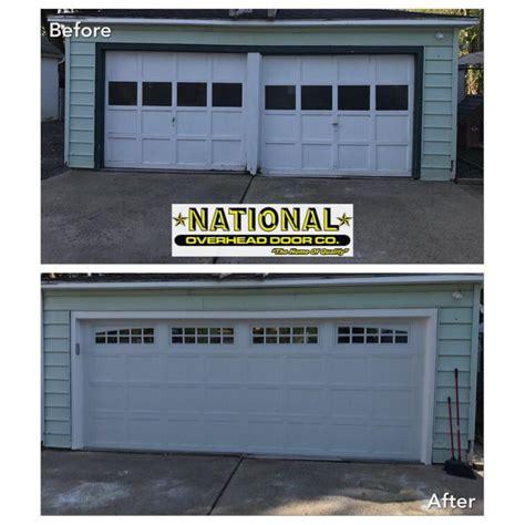 Garage Door Nation Installing Custom Garage Doors For Home Or Business National Overhead Door