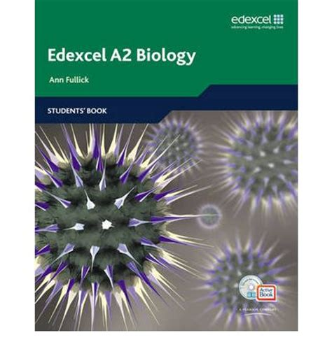 edexcel a level science edexcel a level science students book with activebook cd a2 biology ann fullick patrick