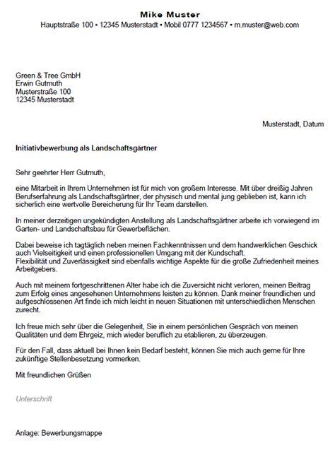 Anschreiben Ausbildung Garten Und Landschaftsbau Bewerbung Landschaftsg 228 Rtner In Ungek 252 Ndigt Berufserfahrung Sofort