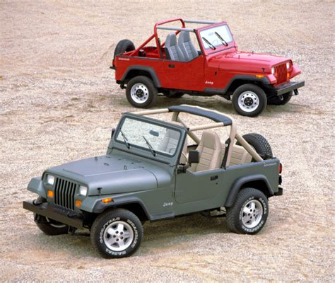 decoding    jeep wrangler yj vin numbers jeepfancom