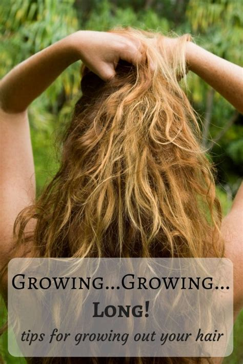 grow out tequnic growing growing long tips for growing out your hair