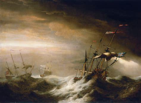 ships in a johan der hagen royal