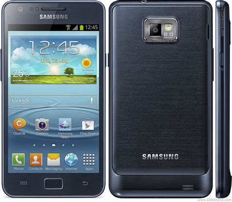 Hp Samsung S2 Plus samsung i9105 galaxy s ii plus pictures official photos