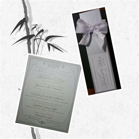 a wedding invitation review a alpha wedding invitation co 41 photos 45 reviews