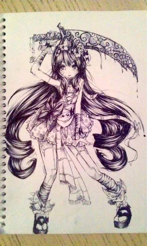 doodle draw anime doodle samurai by iruuse on deviantart