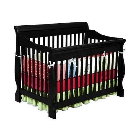 delta canton 4 in 1 convertible crib black black cribs for babies black crib sets
