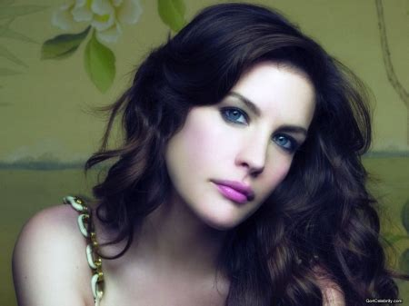 actress who had dark hair and a mole liv tyler movies entertainment background wallpapers