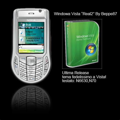 nokia themes windows vista windows vista aero nokia theme by beppe87 on deviantart