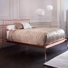 Gold Bed Frames Uk Bed Frames Copper Bed Frame And Bed Furniture On Pinterest