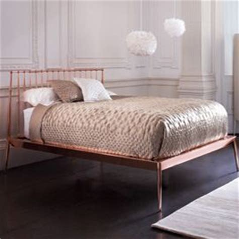 copper bed frame amazing copper bed frame home inspiration pinterest