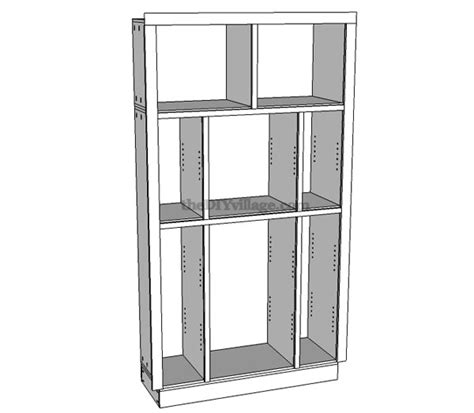 Pantry Cabinet Plans by Build A Pantry Part 1 Pantry Cabinet Plans Included
