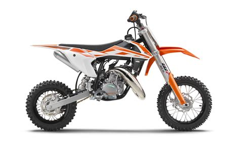 first motocross bike first 2017 models ktm 50sx 65sx 85sx dirt bike magazine
