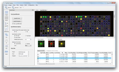 layout editor array pepslide 174 peptide array design analysis software