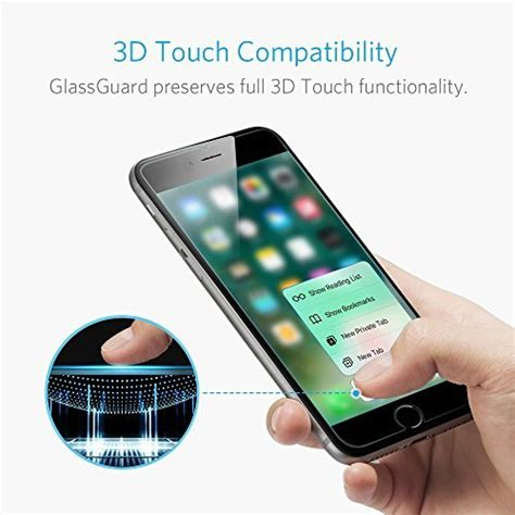 anker tempered glass iphone 7 free shipping iphone 7 plus screen protector anker