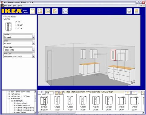 virtual design software ikea home kitchen planner download