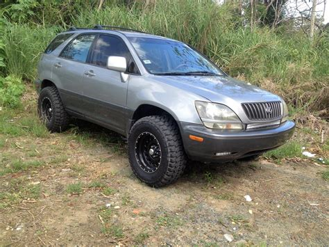 lifted lexus rx off road rx300 99 03 lexus rx300 lexus owners club