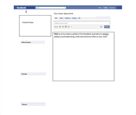facebook templates free pdf psd ppt formats creative
