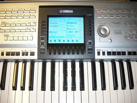 Lcd Keyboard Yamaha Psr 3000 psr 3000