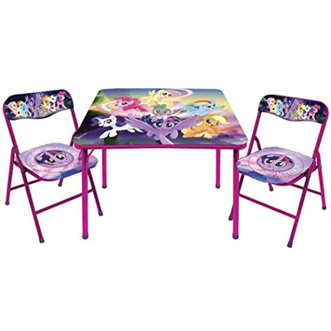 my pony table my pony table and chair set