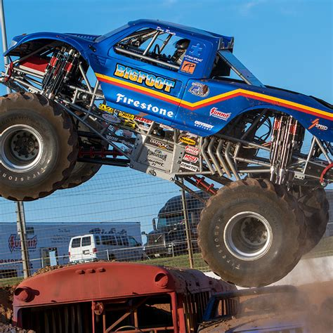 trucks bigfoot bigfoot monstertruckthrowdown com the home of