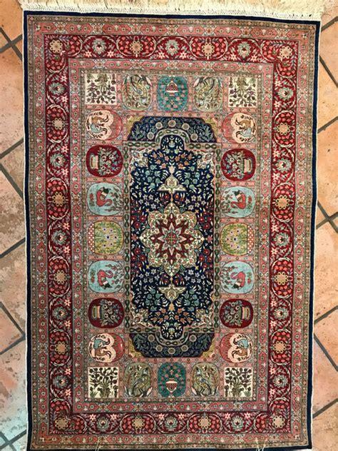 tappeti hereke hereke turchia seta seta 113x76 cm catawiki