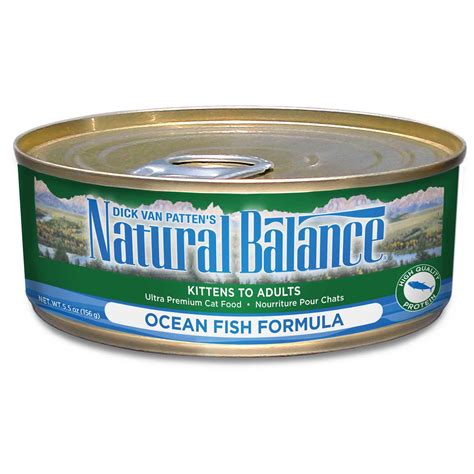balance canned food balance ultra premium canned cat food fish formula petco