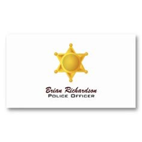 enforcement business cards templates enforcement business cards on