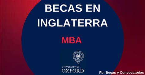 Mba En by Inicio Becas Y Convocatorias