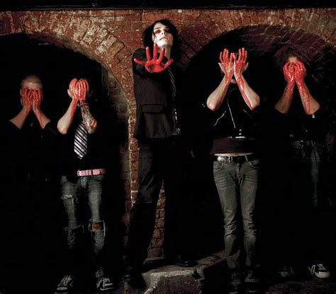 thekongblog my chemical romance is over
